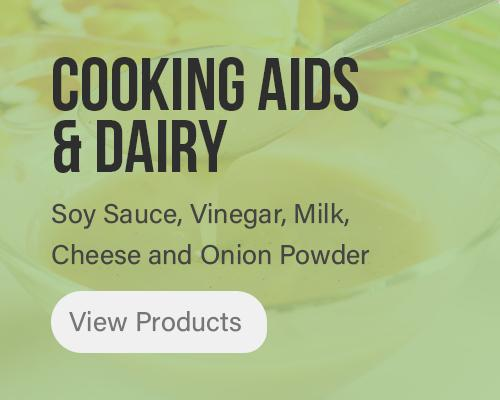 Cooking Aids & Dairy
