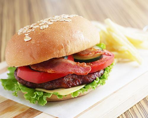 Burger & Fries Items