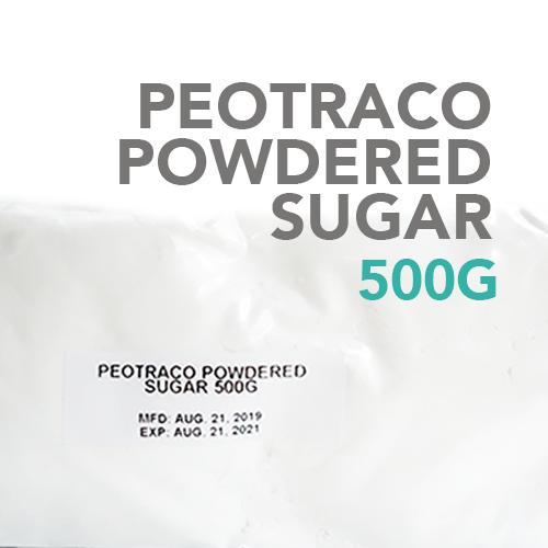 Peotraco Powdered Sugar 500 g