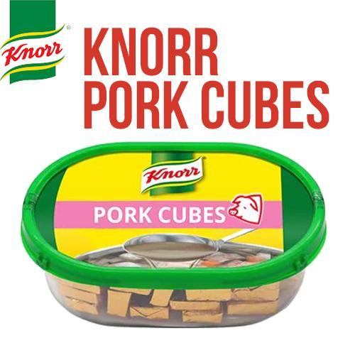 Knorr Pork Cubes Pro Pack 600g