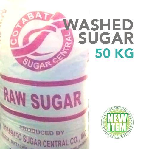 Washed Sugar 50 kg