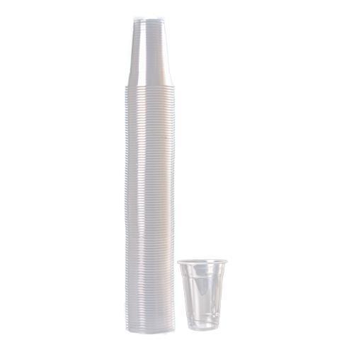 Hard Plastic Cups 16 oz 100s