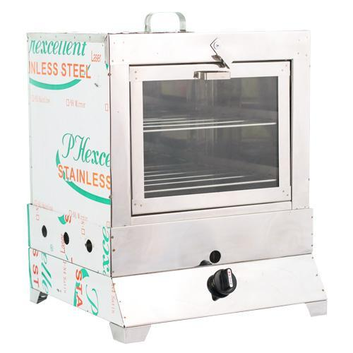 Pizza Oven Gas Type
