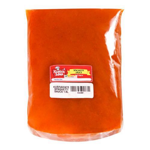 Spaghetti Sauce 1.5 L