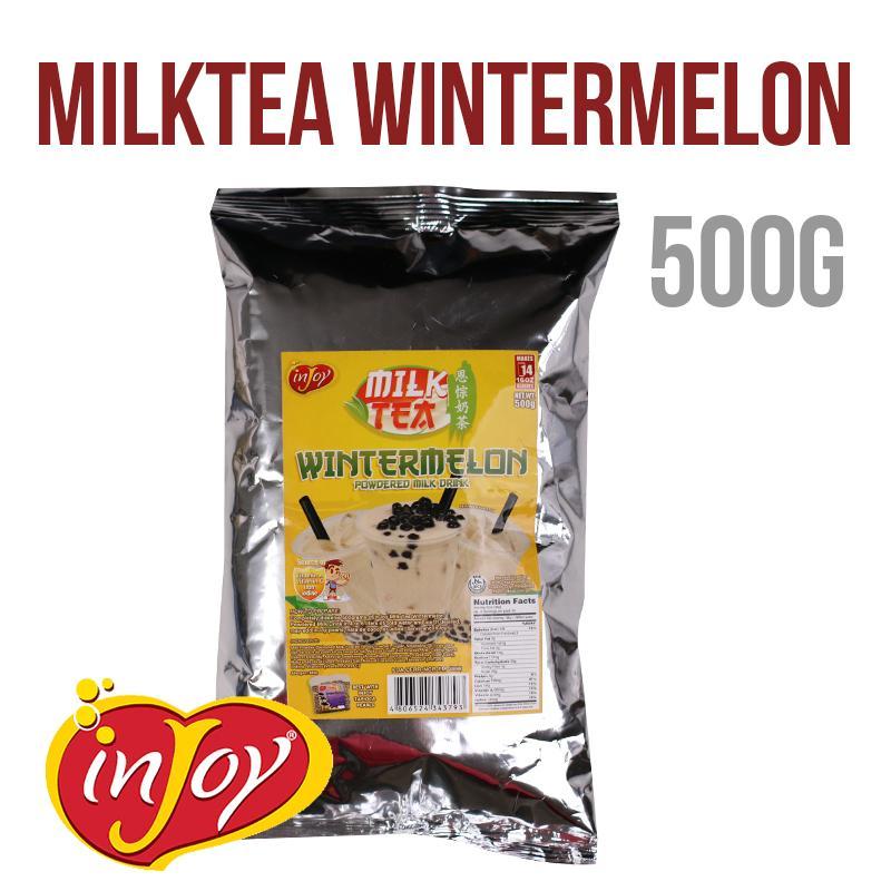 inJoy Wintermelon Instant Powdered Milk Tea 500g