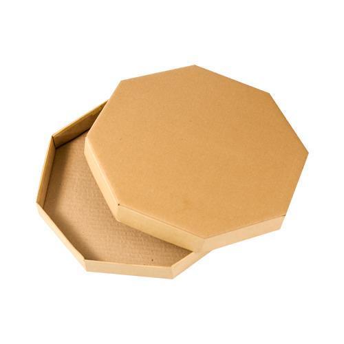 Hexagon Bilao Corrugated Box 12 x 12 set 20 's