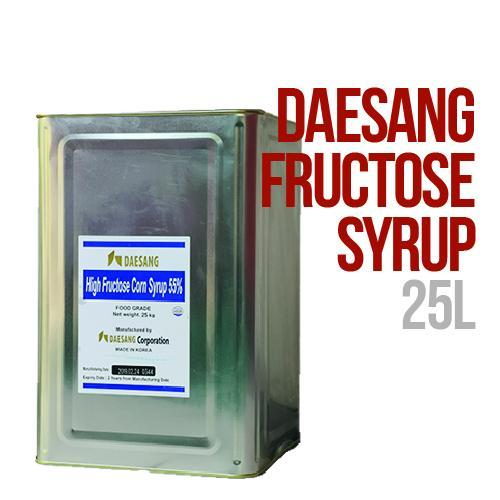 Daesang High Fructose Corn Syrup 25 kg