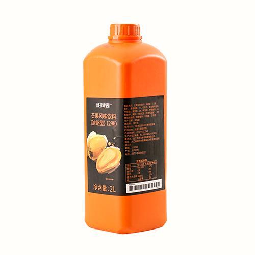 Boduo Mango Syrup No. 2 2 L