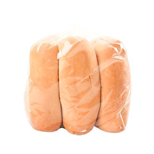 Hotdog Buns 6s