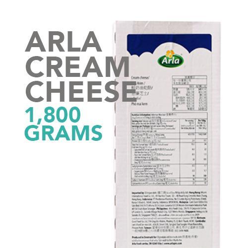 Arla Cream Cheese 1.8 kg