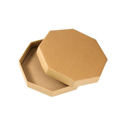Hexagon Bilao Corrugated Box 10 x 10 set 20 's