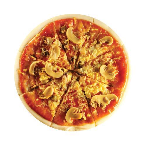 "Veggie Pizza 10.5"""