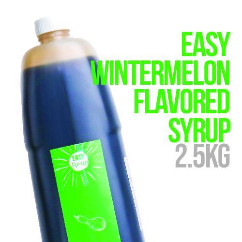 Easy Wintermelon Flavored Syrup 2.5 kg