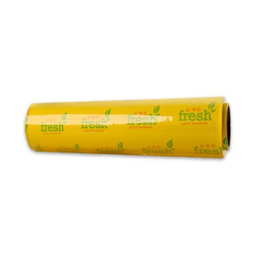 "Cling Wrap Plastic 18"" x 600 m Roll"