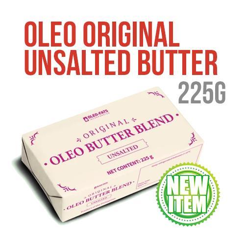 Oleo Butter Blend Unsalted 225g