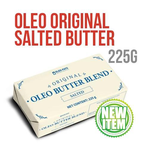Oleo Butter Blend Salted 225g