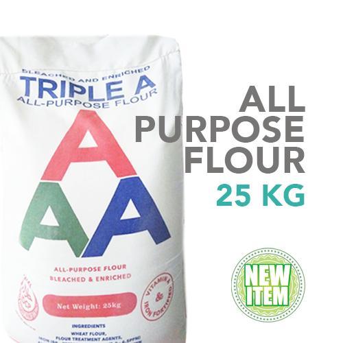 All Purpose Flour 25 kg