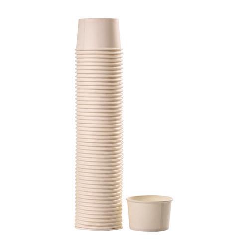 Paper Bowl Plain 220 cc x 50s