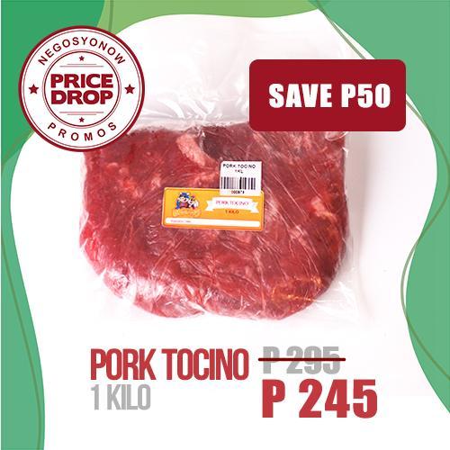 Buddies Pork Tocino 1 kilo