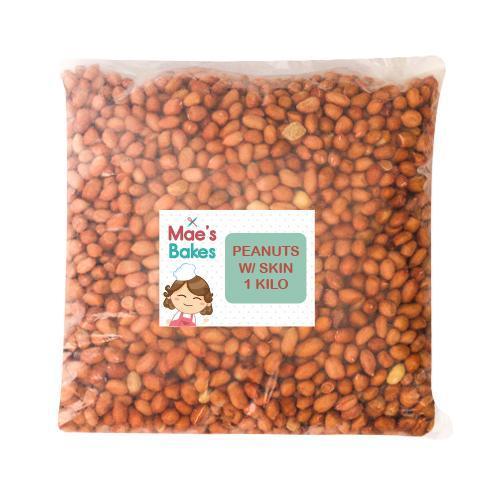 Peanut with Skin 1 kg