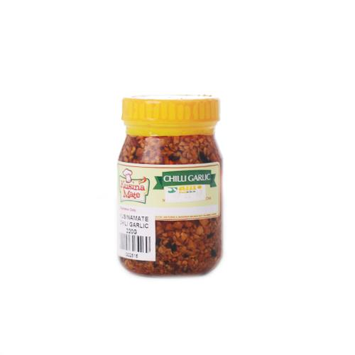 Kusinamate Chili Garlic 220 g