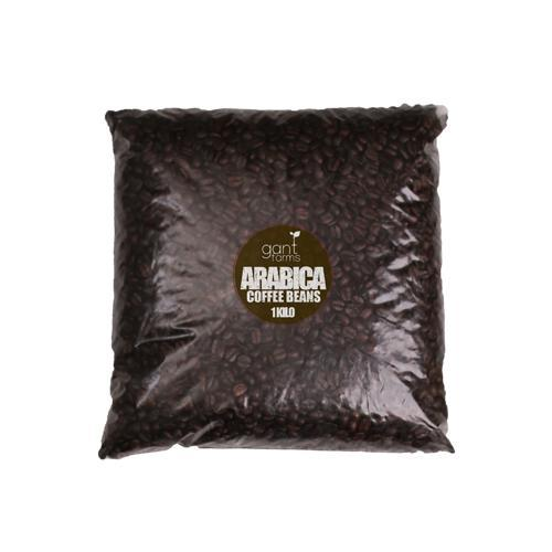 Gantfarms Arabica Roasted Coffee Beans 1 kg