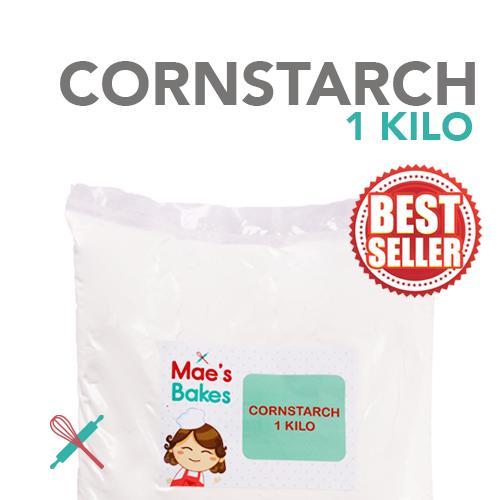 Mae's Bakes Cornstarch 1 kg