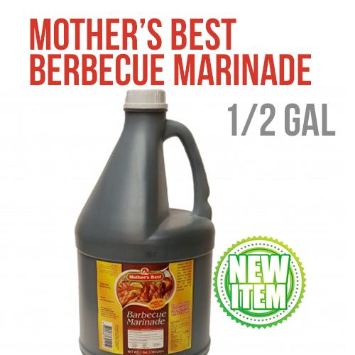 Mother's Best Barbecue Marinade (127.99 fl oz)