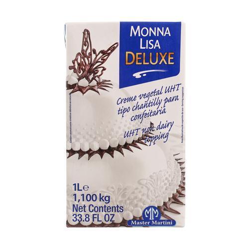 Monna Lisa Whipping Cream 1 L