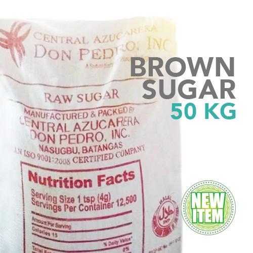 Brown Sugar 50 kg