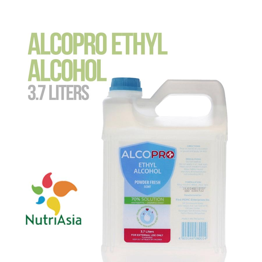 Alcopro Ethyl Alcohol 3.7L