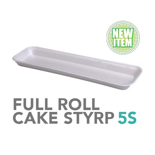 Full Roll Cake Styro 5s