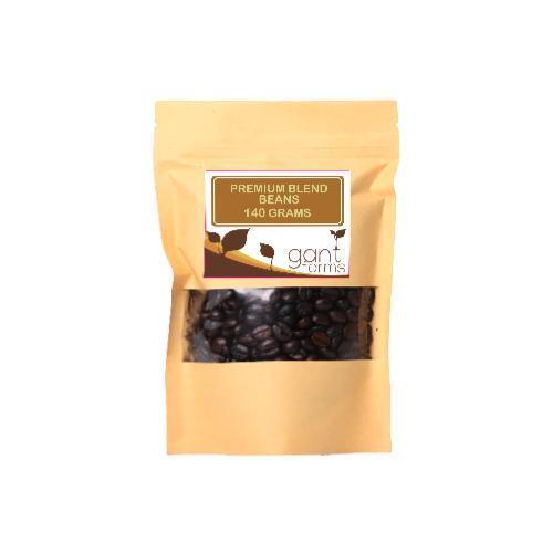 Gantfarms Premium Blend Coffee Beans 140 g