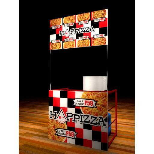 Happizza Food Cart Business Negosyo Package